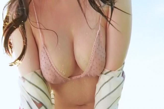 ミスコン上位の透き通るような色白肌の豊乳お姉さん♥岬愛奈「ミルキー・グラマー」DMMにて動画配信開始! イベント&アイドル情報 | 水着も着エロも!竹書房アイドルDVD公式サイト | アイドル学園
