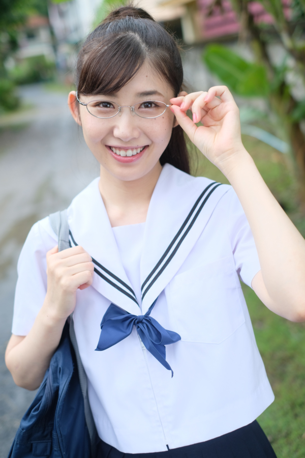 千代田唯「かわいいお姉さん」画像