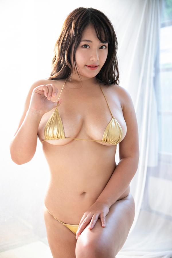 秋山かほ ファーストDVD ミルキー・グラマー 画像 画像